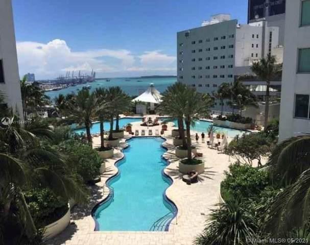 253 NE 2nd St #1201, Miami, FL 33132 (#A11044619) :: Posh Properties