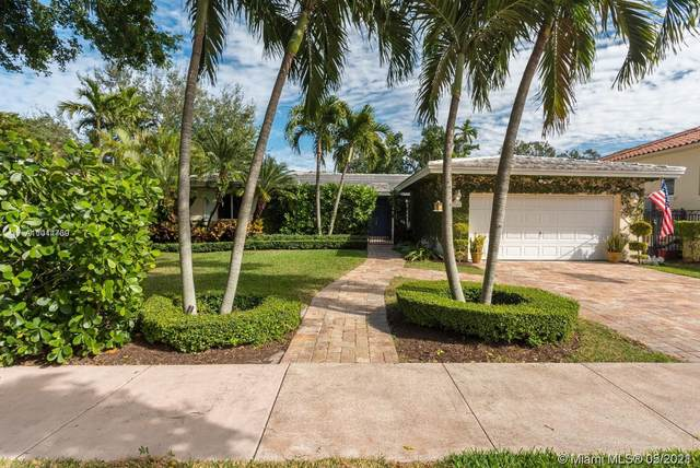 1409 Alberca St, Coral Gables, FL 33134 (MLS #A11044739) :: Team Citron