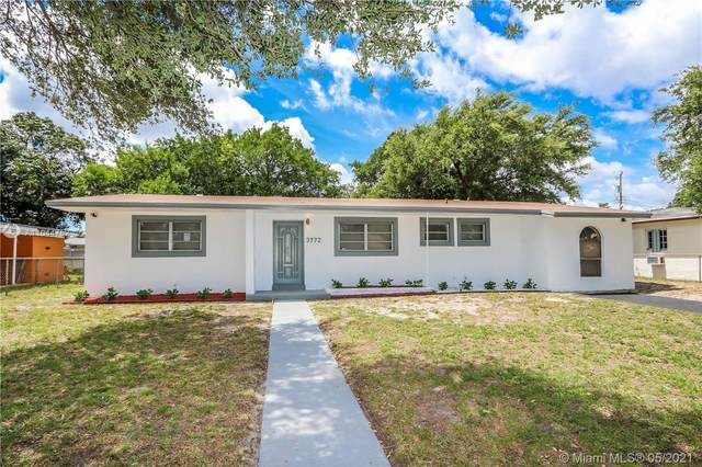 3772 NW 176th Ter, Miami Gardens, FL 33055 (MLS #A11044752) :: The Riley Smith Group