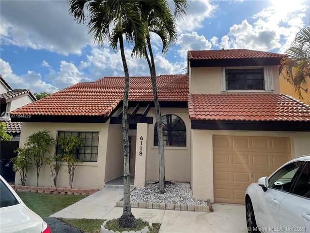 6118 SW 127th Pl, Miami, FL 33183 (MLS #A11044829) :: The Riley Smith Group