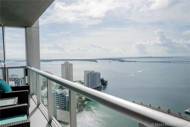 495 Brickell Ave #3801, Miami, FL 33131 (#A11044831) :: Posh Properties