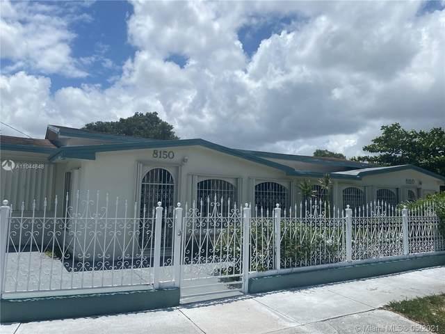 8150 NW 21st Ave, Miami, FL 33147 (MLS #A11044848) :: Team Citron