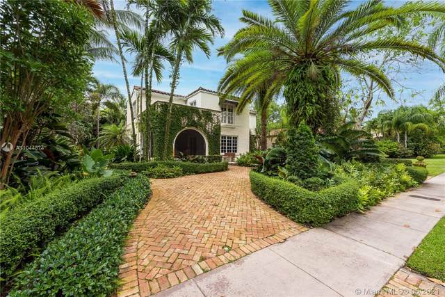 816 Castile Ave, Coral Gables, FL 33134 (MLS #A11044874) :: The Riley Smith Group