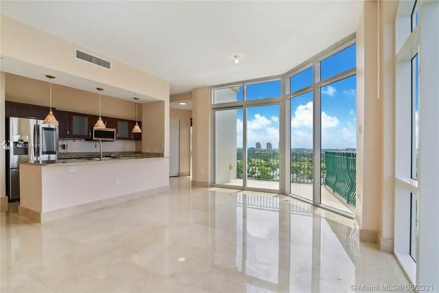 20000 E Country Club Dr Ts08, Aventura, FL 33180 (#A11044913) :: Posh Properties