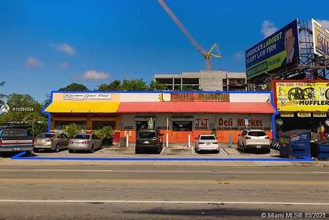 2735 NW 54th St, Miami, FL 33142 (MLS #A11044924) :: The MPH Team