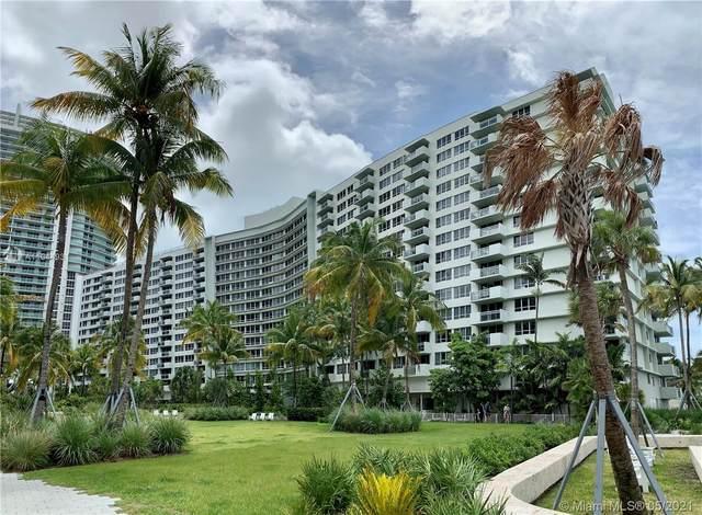 1500 Bay Rd 1180S, Miami Beach, FL 33139 (#A11044931) :: Posh Properties
