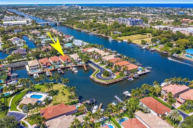 718 Sandy Point Lane, North Palm Beach, FL 33410 (MLS #A11045025) :: Berkshire Hathaway HomeServices EWM Realty