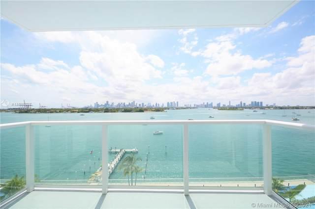 1000 West Ave #816, Miami Beach, FL 33139 (#A11045027) :: Posh Properties