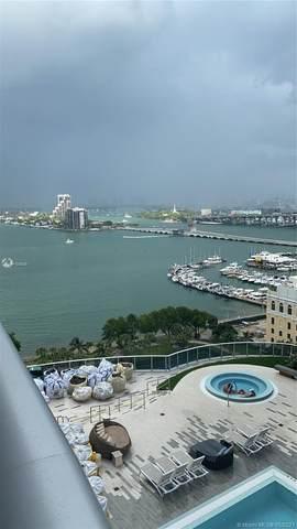 488 NE 18th St #1710, Miami, FL 33132 (#A11045089) :: Posh Properties