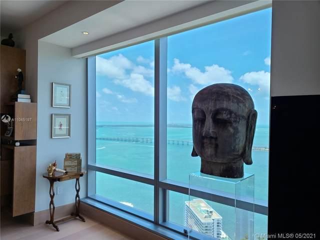 1425 Brickell Ave 45B Furnished, Miami, FL 33131 (#A11045197) :: Posh Properties