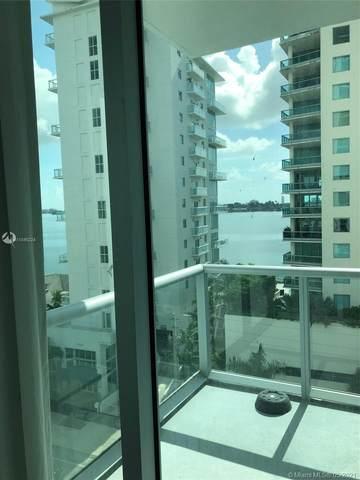 7930 East Dr #808, North Bay Village, FL 33141 (#A11045224) :: Posh Properties