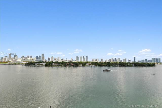 520 West Ave #704, Miami Beach, FL 33139 (MLS #A11045345) :: The Rose Harris Group