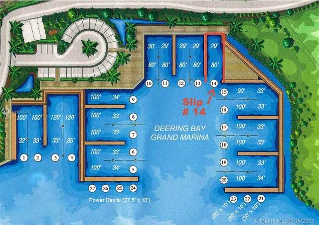 13660 Deering Bay Dr., #14, Coral Gables, FL 33158 (MLS #A11045370) :: Albert Garcia Team