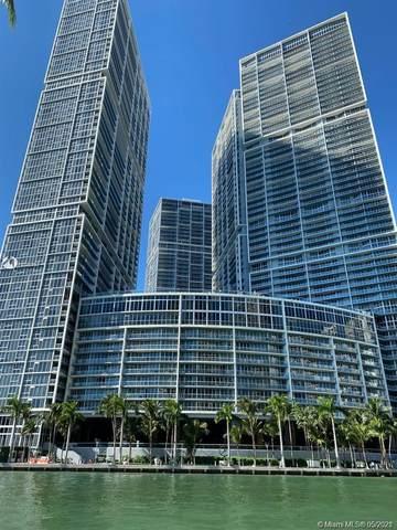 475 Brickell Ave #5114, Miami, FL 33131 (#A11045407) :: Posh Properties