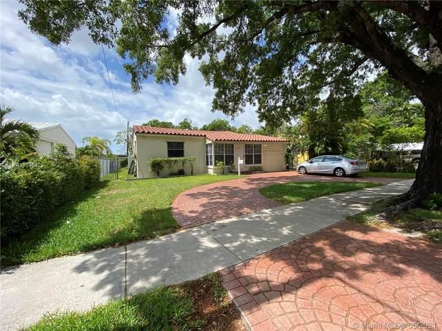 1852 Fletcher St, Hollywood, FL 33020 (MLS #A11045425) :: The Riley Smith Group