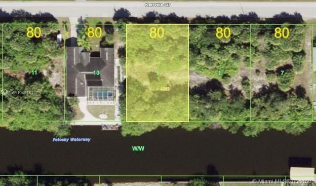 18430 Kerrville Cir, Port Charlotte, FL 33948 (MLS #A11045441) :: Prestige Realty Group