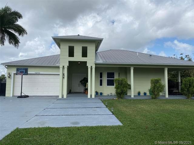 16705 SW 296th St, Homestead, FL 33030 (MLS #A11045629) :: The Riley Smith Group