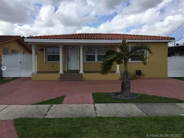 5741 SW 6th St, Miami, FL 33144 (MLS #A11045686) :: Team Citron