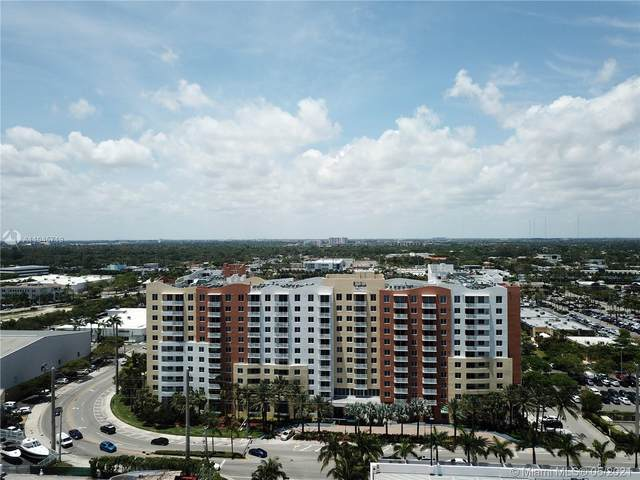 18800 NE 29th Ave #403, Aventura, FL 33180 (#A11045719) :: Posh Properties
