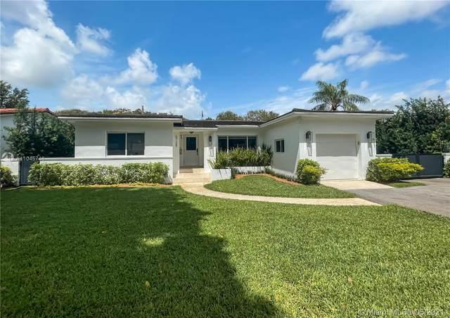 5728 Michelangelo St, Coral Gables, FL 33146 (MLS #A11045748) :: Team Citron