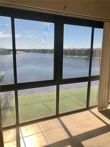 13800 SW 5th Ct 402M, Pembroke Pines, FL 33027 (#A11045771) :: Dalton Wade