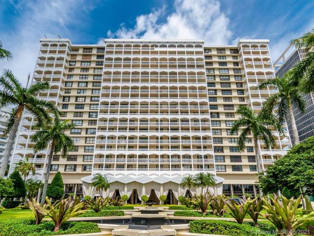 9801 Collins Ave 6E, Bal Harbour, FL 33154 (MLS #A11045778) :: Castelli Real Estate Services