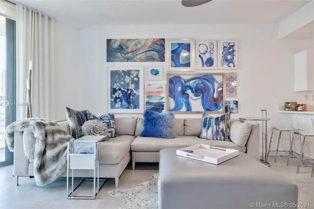 501 NE 31st St #1210, Miami, FL 33137 (#A11045804) :: Posh Properties