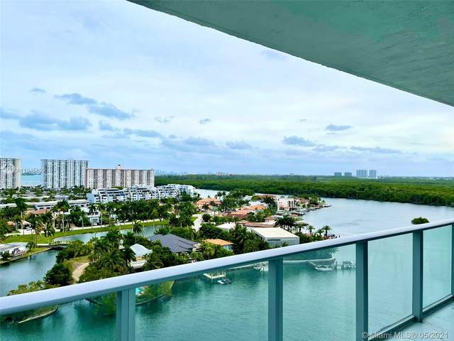 330 Sunny Isles Blvd 5-1208, Sunny Isles Beach, FL 33160 (#A11045809) :: Posh Properties