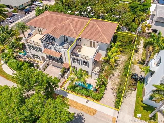 539 NE 15th Ave, Fort Lauderdale, FL 33301 (MLS #A11045826) :: Castelli Real Estate Services
