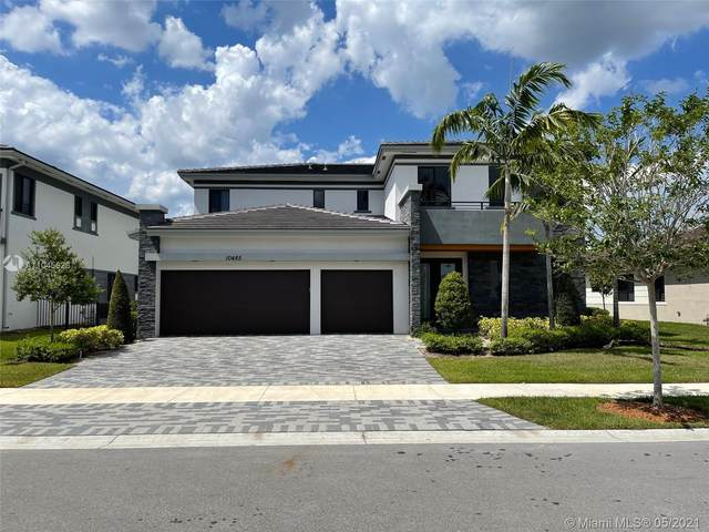 10485 S Lago Vista Circle, Parkland, FL 33076 (MLS #A11045828) :: The Riley Smith Group