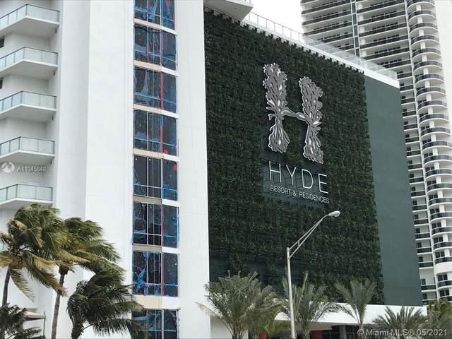 4111 S Ocean Dr #1212, Hollywood, FL 33019 (MLS #A11045848) :: Dalton Wade Real Estate Group