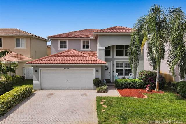 7773 NW 17th Ct, Pembroke Pines, FL 33024 (MLS #A11045850) :: The Riley Smith Group