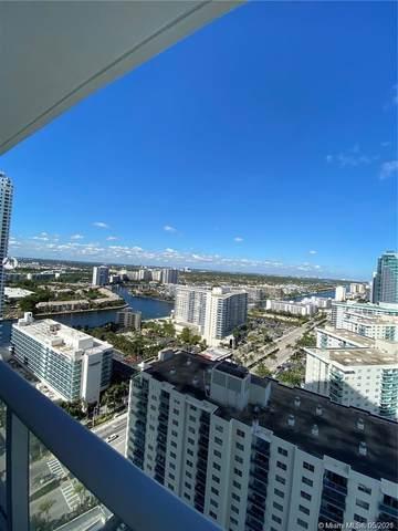4111 S Ocean Dr #2404, Hollywood, FL 33019 (#A11045860) :: Posh Properties