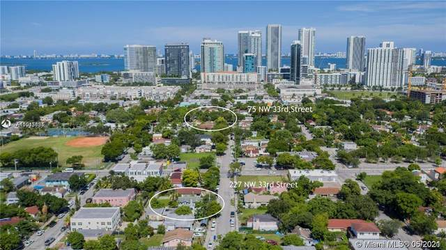 75 NW 33rd St, Miami, FL 33127 (MLS #A11045861) :: Castelli Real Estate Services