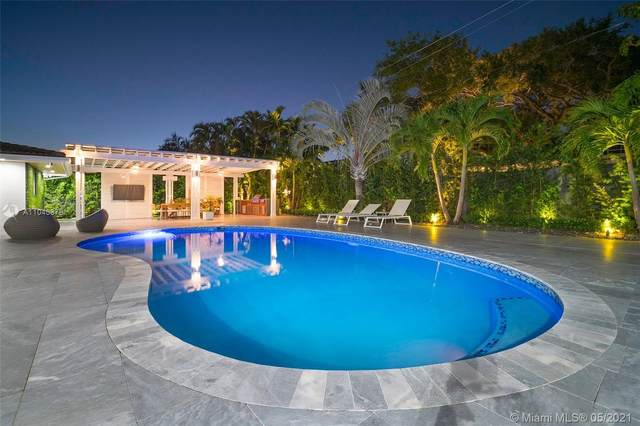2261 NE 201st St, Miami, FL 33180 (MLS #A11045879) :: Douglas Elliman