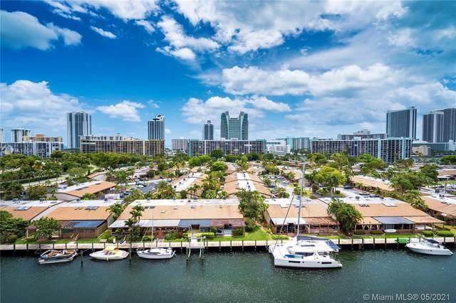 2500 Parkview Dr #903, Hallandale Beach, FL 33009 (#A11045893) :: Posh Properties