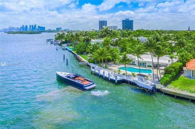 1161 Belle Meade Island Dr, Miami, FL 33138 (MLS #A11046070) :: Team Citron