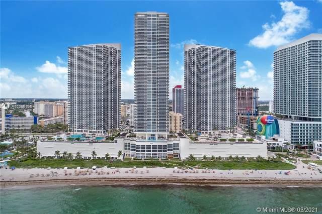 1830 S Ocean Dr #3307, Hallandale Beach, FL 33009 (#A11046136) :: Posh Properties