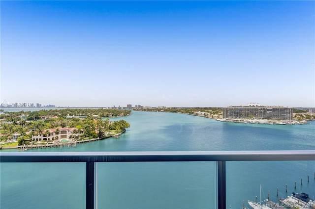 6700 Indian Creek Dr #1208, Miami Beach, FL 33141 (MLS #A11046211) :: Douglas Elliman