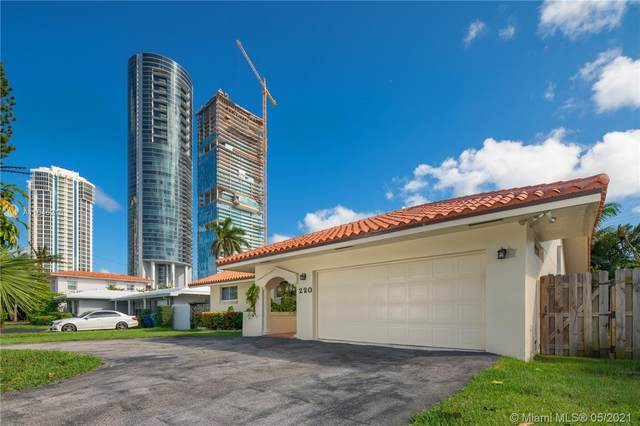 220 187th St, Sunny Isles Beach, FL 33160 (MLS #A11046215) :: ONE Sotheby's International Realty