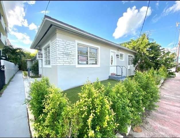 7630 Byron Ave, Miami Beach, FL 33141 (MLS #A11046223) :: Prestige Realty Group