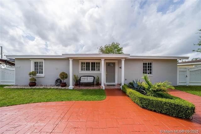 5020 SW 115th Ave, Miami, FL 33165 (MLS #A11046307) :: Team Citron