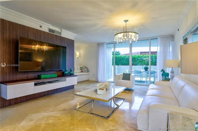 18911 Collins Ave #406, Sunny Isles Beach, FL 33160 (MLS #A11046341) :: The Rose Harris Group