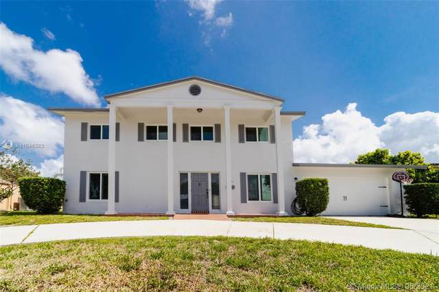 4051 NW 5th St, Coconut Creek, FL 33066 (MLS #A11046383) :: Castelli Real Estate Services
