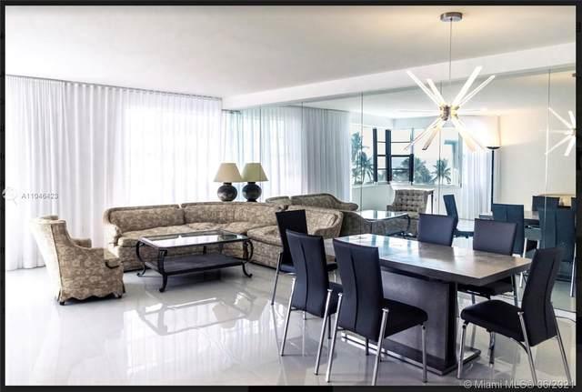 5255 Collins Ave 4C, Miami Beach, FL 33140 (#A11046423) :: Posh Properties