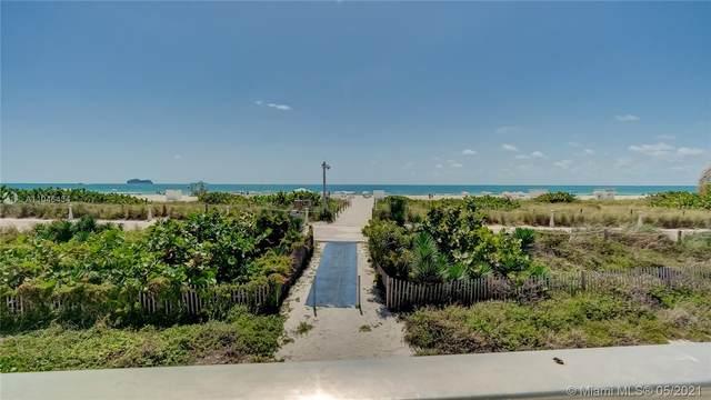 465 Ocean Dr #503, Miami Beach, FL 33139 (#A11046434) :: Posh Properties