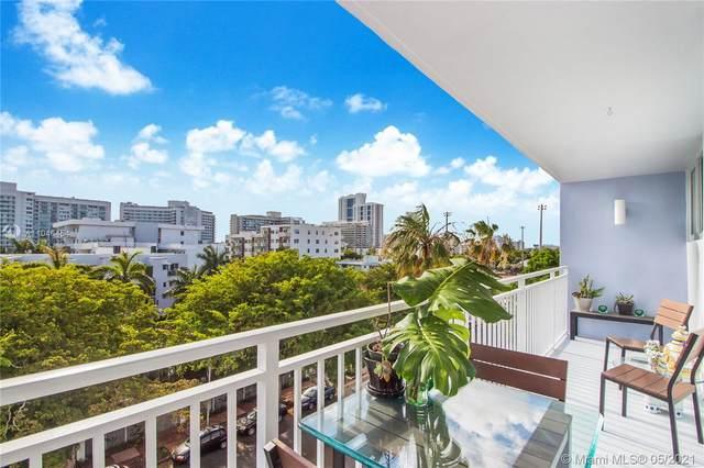 1045 10th St #607, Miami Beach, FL 33139 (MLS #A11046454) :: Albert Garcia Team