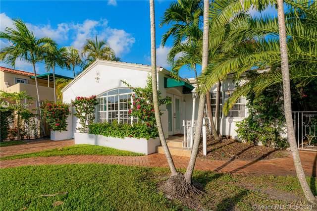 9357 Abbott Ave, Surfside, FL 33154 (MLS #A11046457) :: ONE Sotheby's International Realty
