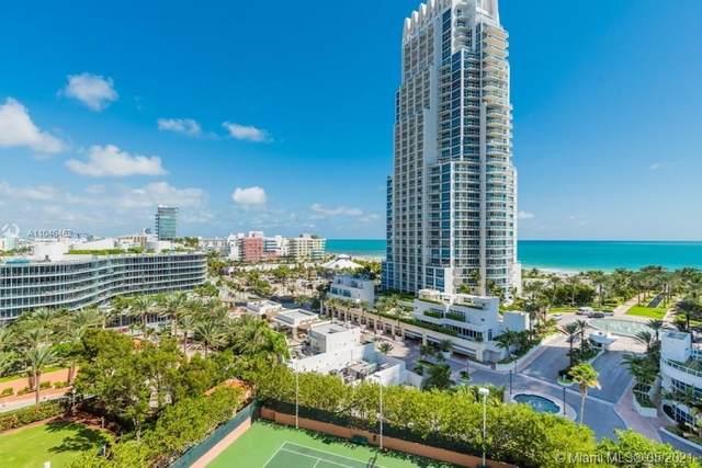 400 S Pointe Dr #1102, Miami Beach, FL 33139 (MLS #A11046462) :: GK Realty Group LLC