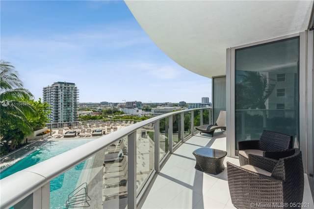 488 NE 18th St #1500, Miami, FL 33132 (#A11046474) :: Posh Properties
